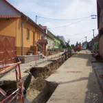 Rekonstrukce kanalizace – Dolní Dunajovice
