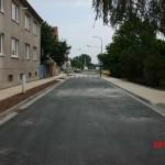 Hodonín - Místní komunikace ulice Dukelských hrdinů