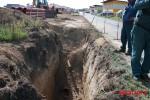 Šanov - splašková kanalizace