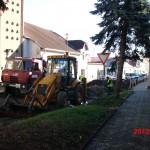 Klobouky u Brna - přestupní areál IDS