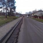 Dubňany - chodník Jarohněvice